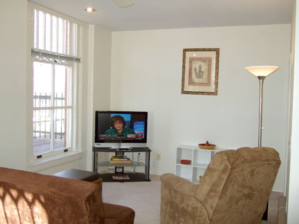 106 Family Room1 - Gym Club Suites, Bisbee Arizona Hotels