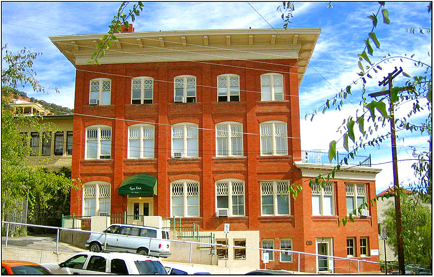 Bisbee Hotel: Historic Gym Club Suites